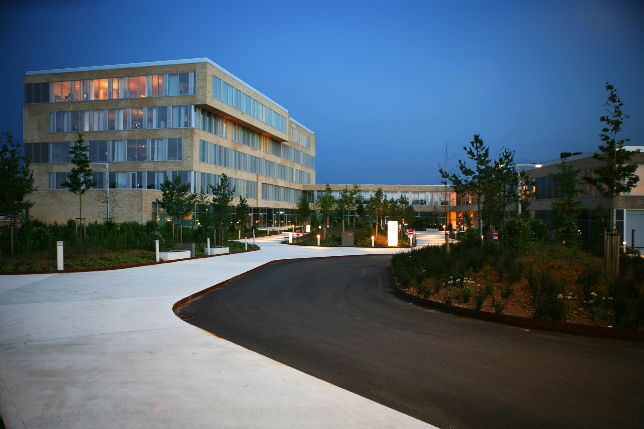 byggeleder aabenraa sygehus