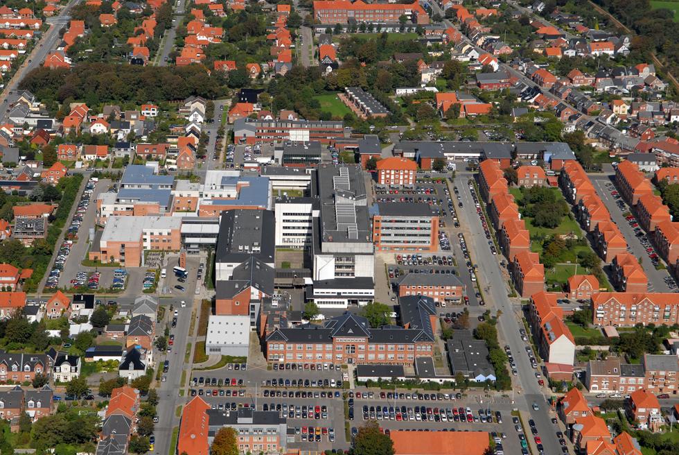 sygehuse i danmark
